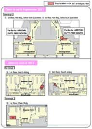 Narita Airport Floor Plan Naa Retailing Set To Open Arrivals Duty Free Stores At Tokyo