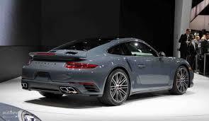 porsche 911 turbo 2018 saidcars info