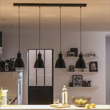 leroy merlin cuisines luminaire suspension pm coton blanc x w suspension leroy merlin