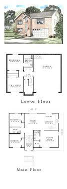 split level house designs best 25 split level house plans ideas on design