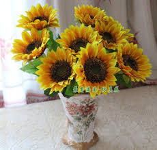 sunflowers for sale discount small artificial sunflowers 2018 small artificial