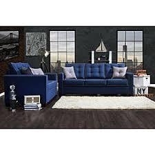 navy blue sofa and loveseat blue sofas loveseats sears