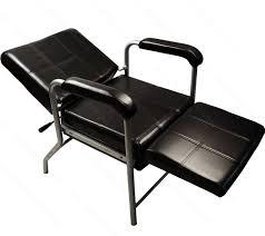 Reclining Makeup Chair Pro 32708 Reclining Chair W Adjustable Legrest U0026 Shampoo Bowl