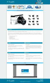 Template For Ebay Listing template ebay inspiration documentation template exle