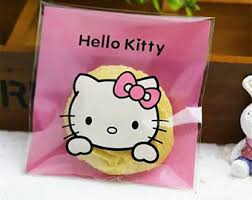 hello gift bags pink candy bags etsy