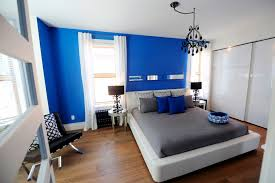 peinture chambre bleu peinture chambre gris et bleu maison design bahbe com