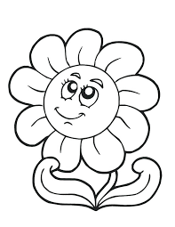 coloring pictures of flowers to print animated flowers pictures color kids coloring printable coloring