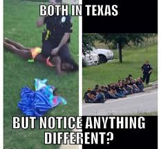 Pool Meme - pool party vs mass shooting 2015 texas pool party incident