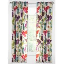 owl bedroom curtains owl bedroom curtains wayfair