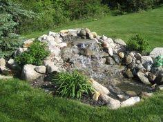 All Star Landscaping by Chilton Weatheredge Outcroppings Water Features