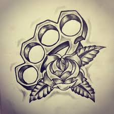 best 25 brass knuckle tattoo ideas on pinterest mens inside arm