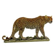 cheetah figurine ornament wildlife cheetah figurine ornament
