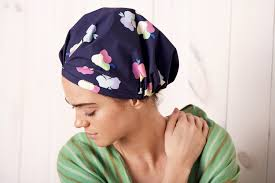 shower cap in posey shhhowercap of a