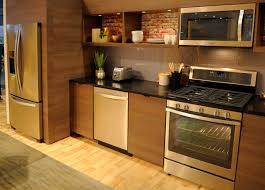 whirlpool says stainless is out sunset bronze is in reviewed bathe your kitchen in a golden glow