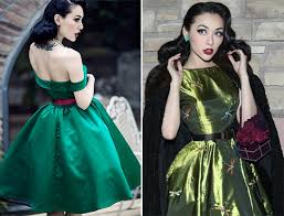 how to dress in the modern pin up style correctly fashionisers