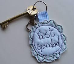 best key rings images Handmade fabric key rings by katy kirkham designs jpg