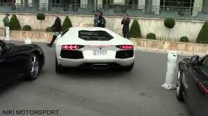 crashed lamborghini for sale lamborghini aventador crashes in monaco youtube