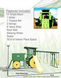 Mobile Play Barn John Deere Tractor Farm Animal Barn Baby Mobile By Magicalwhimsy