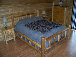 northwoods traditions log beds