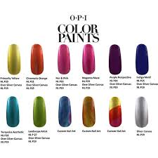 new colorpaints by opi blendable nail lacquer u2013 make a play date