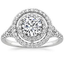 halo engagement rings halo ring brilliant earth
