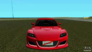 rx8 car mazda rx8 type 1 for gta vice city