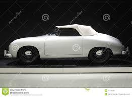 porsche museum plan porsche 356 speedster prototype editorial image image 44412195