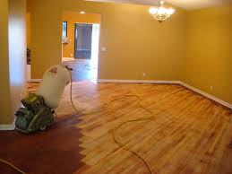 Diy Laminate Floor Cleaner by Diy Hardwood Floor Refinishing Titandish Decoration
