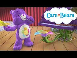 care bears harmony teaches share bear music