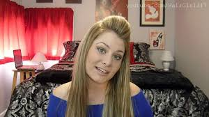 hair with poof on top how to long lasting poof youtube