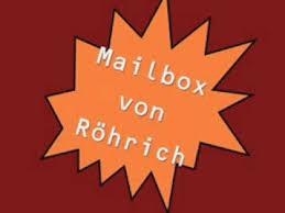 mailbox spr che mailbox meister röhrich