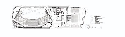 Church Fellowship Hall Floor Plans Gallery Of Christ Methodist Church K2ld Architects 10