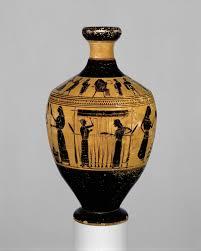 Euphronios Vase Athenian Vase Painting Black And Red Figure Techniques Essay