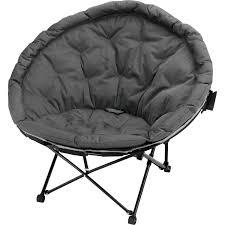 fauteuil en corde fauteuil de jardin en acier moon noir et gris leroy merlin