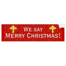 merry bumper stickers car stickers zazzle