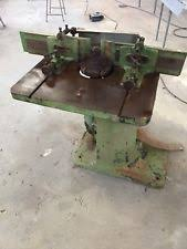spindle moulder woodworking ebay