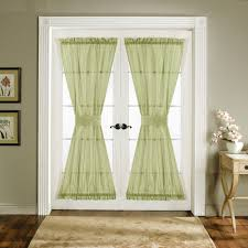curtain panels door fly screen amp room divider voile net curtains