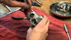 honda crf250r front master cylinder rebuild youtube