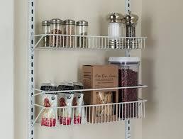 Cabinet Door Organizer Woodworking Plans Spice Cabinet Door Mounted Pantry Organizer Rack