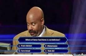 Black Comedian Meme - a serious question by mari0 meme center