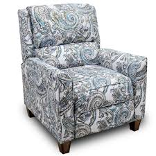 fashion push back recliners accent chairs u0026 ottomans 2 2