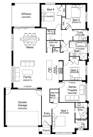house designs and floor plans nsw harmony 25 5 single level floorplan by kurmond homes new