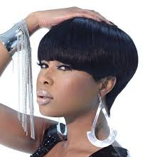 relaxed short bob hairstyle bowl cut luvin the do pinterest relaxed hair short hair