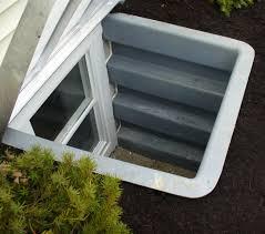 Prefab Basement Stairs Basement Egress Window Well Cover