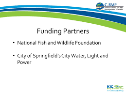 city water light and power lake springfield watershed nutrient management project february 11