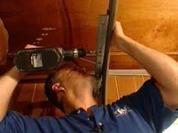 how to replace a garage door how tos diy