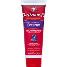 cortizone 10 maximum strength intensive healing eczema lotion