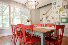 kitchen and dining furniture dining zone table and chairs practical and aesthetic composition