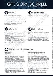 Resume Template Software by This Image Presents The Software Engineer Resume Template Do You