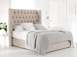 beautiful headboards king size bed beautiful floral arrangement and upholstered